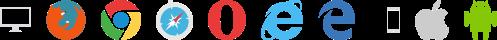 MobiKOM – Bizfone telefoniløsning – Browsersupport
